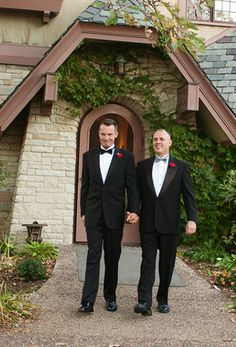 Gay Wedding at the Grove Redfield Estate Glenview Illinois