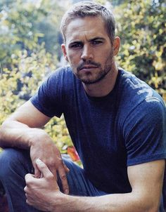 Deliciousness!  Always my #1 hottie  Paul Walker
