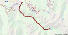 Karte von Wilde Wasser Weg, #schladming #wildewasser Austria Map, Wild Waters, Wilde, Trip Advisor, Water