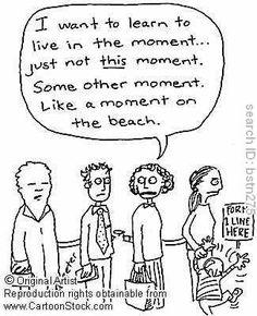 :-) mindfulness....niet altijd makkelijk...in dit moment zijn...