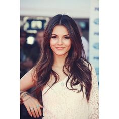 Victoria Justice Lights, Cameras, Action ❤ liked on Polyvore featuring victoria justice and people