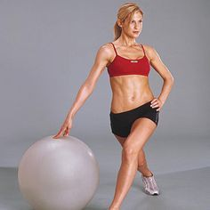 More Exercise Ball Know-How - Fitnessmagazine.com