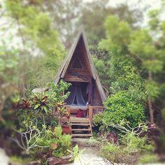 fairy tale cottage. gili meno, bali.