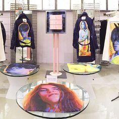 WEBSTA @ 10corsocomo - Fall/Winter 2016 Menswear Collection by British designer Alex Mullins now on display in the store. (Ground floor) #10CorsoComo #10CCfashion #AlexMullins #menswear
