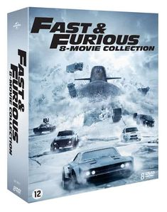 Fast And Furious - 8 Movie Collection Blu-Ray) (Blu Ray Nuovo) Fast And Furious, Fate Of The Furious, Fast 8 Movie, O Movie, Michelle Rodriguez, Vin Diesel, Dwayne Johnson, Paul Walker, Sung Kang