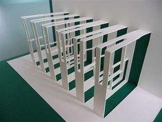 New origami architecture kirigami paper art ideas Architecture Pliage, Architecture Origami, Architecture Model Making, Pavilion Architecture, Architecture Wallpaper, Concept Architecture, Architecture Logo, Japanese Architecture, Architecture Portfolio