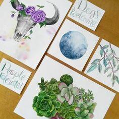 Watercolor Paper, Watercolor Paintings, Kuretake Gansai Tambi, Gallery Wall, Place Card Holders, Artists, Arches Watercolor Paper, Water Colors, Watercolour Paintings