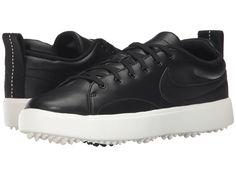 86668023bced Nike Golf Course Classic Women s Golf Shoes Black Black Sail Nike Golf