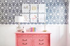 @lexiwestergard_design shared TWO adorable dressers this week for #HerCuteRoom and we absolutely loved them. There were so many others it was hard to choose! Check out the hashtag for more inspiration!   Thank you to everyone for participating this week. Looking forward to next week! by painttheworldwhite