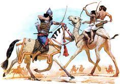 La Pintura y la Guerra - Página 534 - Foro Militar General Assyrians vs Desert Raiders