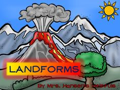 Great new landform unit!  http://www.teacherspayteachers.com/Store/Mrs-Hansens-Helpfuls