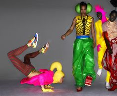 Celebrating the larger-than-life talent of fashion maverick Walter Van Beirendonck and his retrospective at the Antwerp Fashion Museum, in May 2011 Nick Knight and stylist Simon Foxton immortalised the finest pieces from his archive in a spectacular fashion film created on set and exclusively showcased at SHOWstudio.