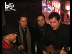 THE HIGH KINGS - FIELDS OF ATHENRY (BalconyTV)