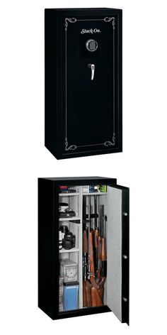 Cabinets and Safes 177877: Stack-On Ss-22-Mb-E 22-Gun Safe With Electronic Lock -> BUY IT NOW ONLY: $534.95 on eBay!