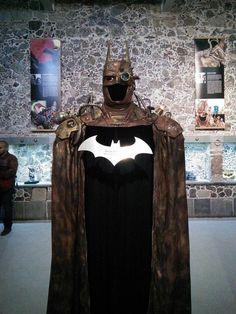 - Awesome Steampunk Batman https://twitter.com/Steampunk_T/status/512751643972997122