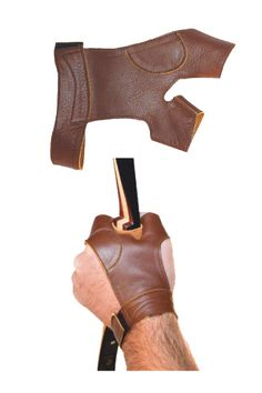 Bow hand glove
