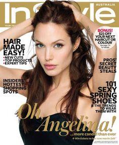 Angelina Jolie Rolling Stone Portadas De Revistas