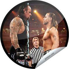 WWE WrestleMania - Shawn Michaels & The Undertaker