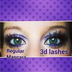 Who wants these lashes? This MASCARA gives you extension quality lashes and its natural! Want this mascara free? Host a 100% online party with me! Message me today :)   Www.youniqueproducts.com/amandacrouch - www.facebook.com/youniquewithmandah