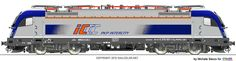 #railcolor #locomotive #graphics www.railcolor.net