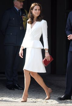 Princess Kate Shoots Down 'Perfect Princess' Compliment | PEOPLE.com