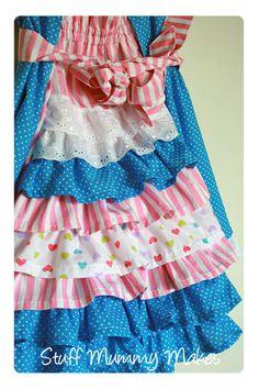 Stuff Mummy Makes: Farbenmix Feliz Dress!