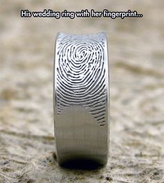 Hiw wedding ring with...