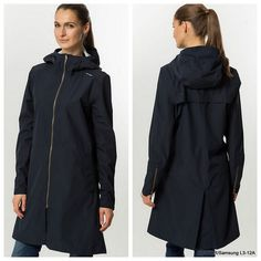Helly Hansen CALAIS hardshell navy - love it!