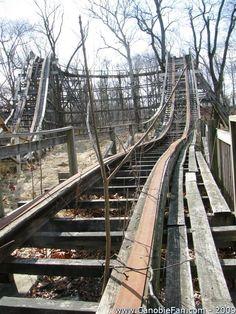Roller Coaster: Cyclone / Zipper SBNO since 2006 Amusement Park: Williams Grove Amusement Park (Mechanicsburg, Pennsylvania, USA)