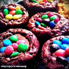 Brownie PB Cup Bites