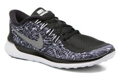 Nike Sportschoenen Wmns Nike Free 5.0 Print 3/4'