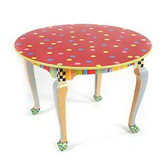 Play Table from MacKenzie/Childs Playhouse Collection