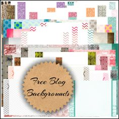 free blog backgrounds and header from sweetly scrapped...they are beautiful...
