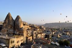 Sunrise, Goreme,Nevsehir, Turkey Photo by feray umut — National Geographic Your Shot
