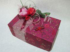 подарочные коробки с декором - Поиск в Google