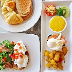 What better way to start the day?  Pic by SeanceATR via @tripadvisor