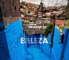 "Boa Mistura, ""Luz nas vielas"" Sao Paulo, Brasil. 2012"