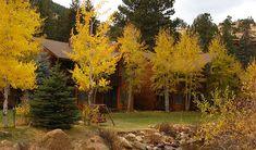 Aspen Winds near Estes Park, CO.  I want to go now!!