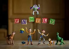 """Photographer Mitchel Wu Photography captures amazing images with characters from """"Toy Story."""" 😎😎😎"""