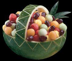 Tropical Baby Shower Fruit Ideas | Treat a Week Recipes: Fruit Spears