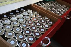 organizing spices - Google Search