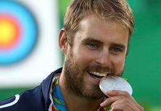 L'argent content pour l'archer Jean-Charles Valladont aux JO de Rio 2016