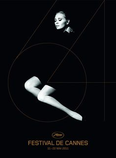 Faye Dunaway - affiche Cannes 2011