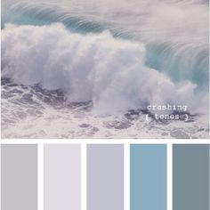 Super Sea Glass Color Scheme Beach Wedding Color Schemes Brought To Largest Home Design Picture Inspirations Pitcheantrous