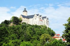 Castle Burg Ranis is located in the town Ranis  in Thuringia, Germany. In 1084 the Castle Ranis was mentioned for the first time in a document.