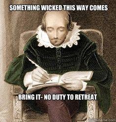 Shakespeare Takes the Bar Exam