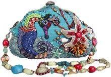 Sea World by Mary Frances Handmade Handbags & Accessories - amzn.to/2ij5DXx Handmade Handbags & Accessories - http://amzn.to/2iLR27v