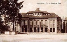 Komissche Oper 1925