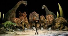 Prepare to be amazed as you walk with dinosaurs during the Tacoma Dome's showing of Walking with Dinosaurs. Bid on these tickets at History Rocks on October 4th.
