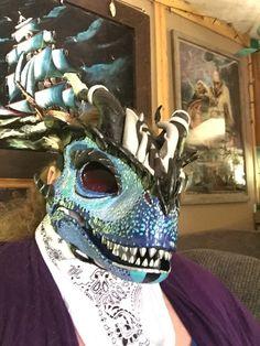 Fursuit Tutorial, Dinosaur Mask, Skull Mask, Furry Art, Lana, My Girl, Masks, Mermaid, Tutorials